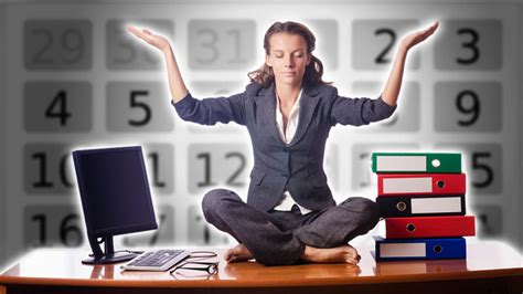 the office worker s schedule for healthy living a desk