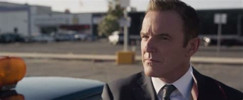 clark gregg in captain marvel clark gregg responds to his de aged debut in captain