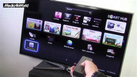 Tv Samsung Di Hartono colleghiamo lo smart tv samsung alla rete casalinga