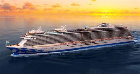princess cruises enchanted princess princess cruises announces name of 5th royal class ship