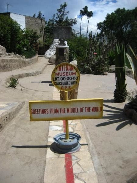 real equator  photo