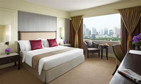 In The Rooms by Superior Room Dusit Thani Bangkok