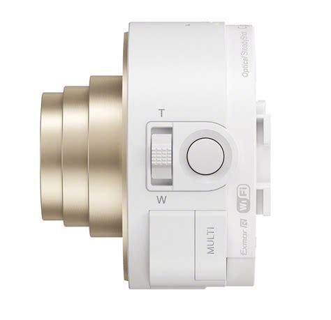 Kamera Sony Dsc Qx10 sony cybershot dsc qx10 og qx100 lyd bilde