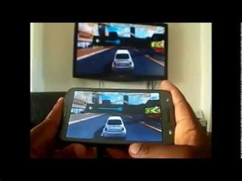 Jual Tv Mobil Hdmi how to you mobile phone to a hdmi tv using miracast