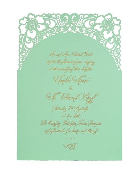 53 best images about laser cut invitations on pinterest 53 best images about mint gold wedding on pinterest
