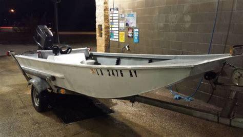flat bottom boat trailer diy homemade flat bottom louisiana sportsman classifieds la