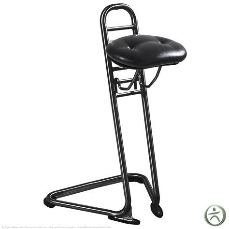 ergocentric sit stand ii standing stool shop ergocentric