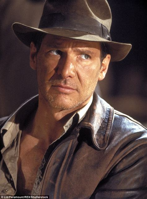 Harrison Buffs Up For Indy by Indiana Jones 5 Will Be Released In July 2019 Daily Mail
