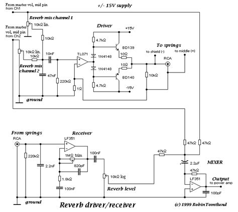 stage center reverb schematic index of diy schematics reverb