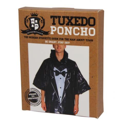 gentleman s gentleman s club tuxedo poncho iwoot