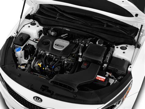 Kia Optima Engine Size Image 2016 Kia Optima 4 Door Sedan Lx Turbo Engine Size