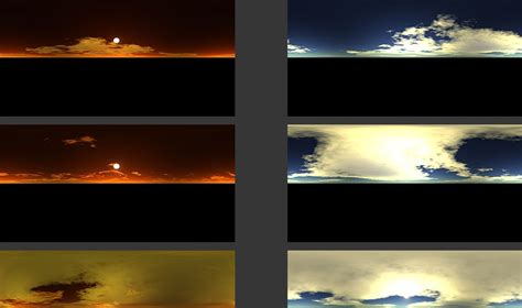 imagenes hdri para artlantis cielos hiperfocales hdri para aplicaciones 3d arqtool