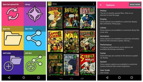 best comic reader android best comic reader apps for android the android soul
