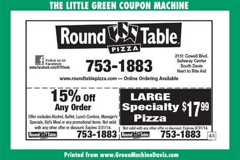 coupons for table table pizza coupons 25 car wash voucher