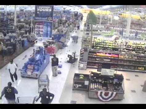 walmart rage security footage shows out of