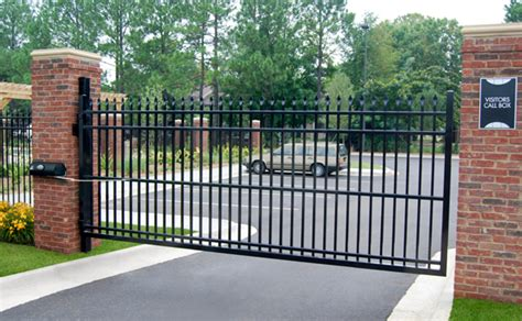 single swing gate chain link fence sliding gate