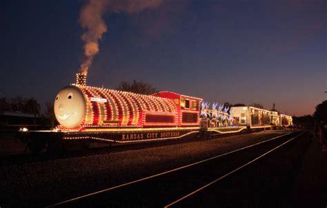 update kansas city southern christmas train plans stop