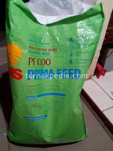 Harga Pakan Ikan Pf 1000 daftar harga pakan lele ternakpedia