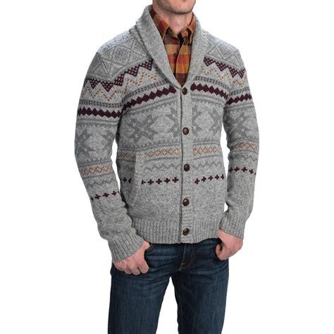 Promo Sweater Button Grey woolrich button sweater aztec sweater dress