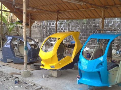 philippines tricycle design the quot bumblebee quot trike by abella transport iloilo the