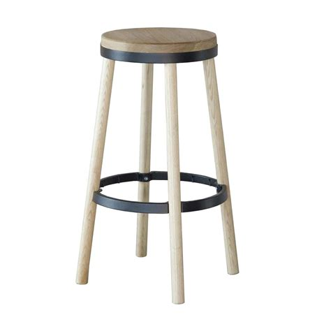 Bar Stools by Interiors Oslo Bar Stool Black Modern Bar
