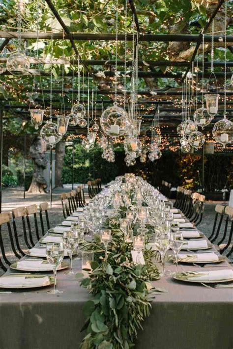 garten hochzeit organisation mariage en plein air en 25 id 233 es originales
