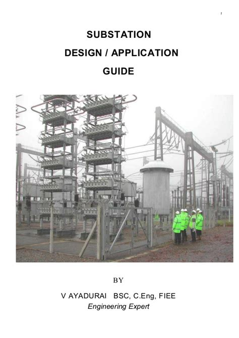 substation layout design guide substation design and application