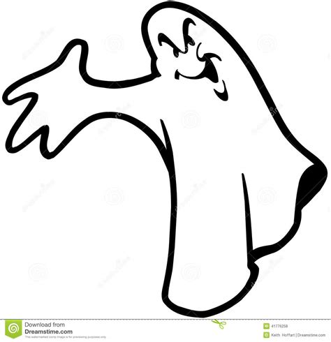 design photo cartoon halloween ghost cartoon design vector clipart stock vector