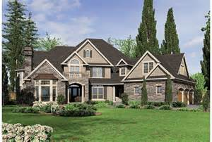 New American Home Plans Eplans New American House Plan Five Bedroom New American 6020 Square And 5 Bedrooms