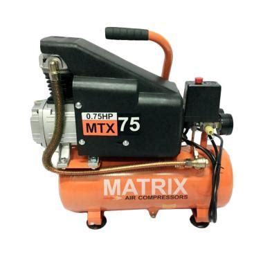 Harga Compressor Matrix jual matrix mtx 75 compressor air harga