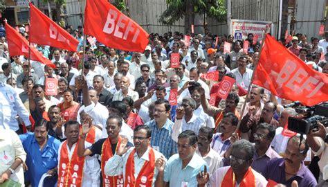 bank streik general strike banking employees strike causes
