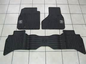 Floor Mats Dodge Ram 1500 09 12 Dodge Ram 1500 New Slush Mats Slate Cab