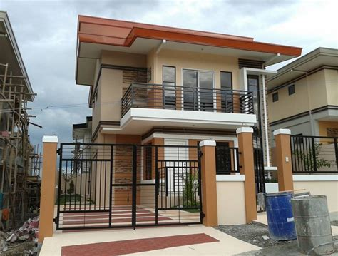House Design Floor Plan Philippines 40 most beautiful and modern 2 storeys house designs