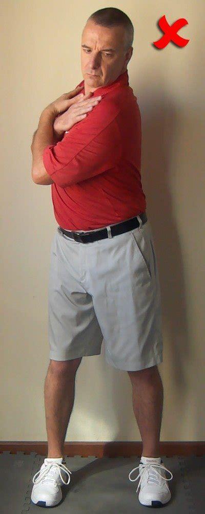 full shoulder turn in golf swing drill 302 backswing making a full shoulder turn golf