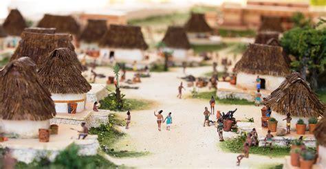 imagenes de maquetas mayas una maqueta de tulum en xel ha mexico news network