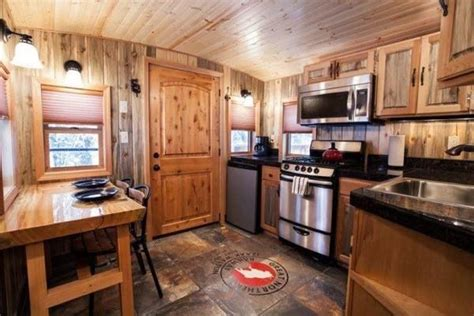 caboose tiny house caboose tiny house vacations in essex montana