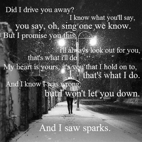 coldplay sparks coldplay sparks love quotes quotesgram