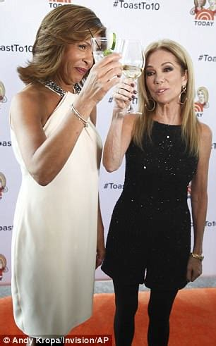 kathie lee gifford future kathie lee gifford and hoda kotb celebrate tenth