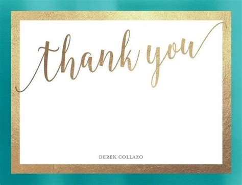 free template for a small thank you card thank you card template yspages