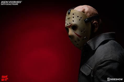 fizz is not here for jason lee s mess he s riding with the thing about jason voorhees is sideshow collectibles