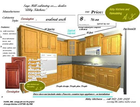 Kitchen Cabinets 10x10 Cost Pictures For Abby Kitchens Remodeling 952 474 2448 In Minnetonka Mn 55345