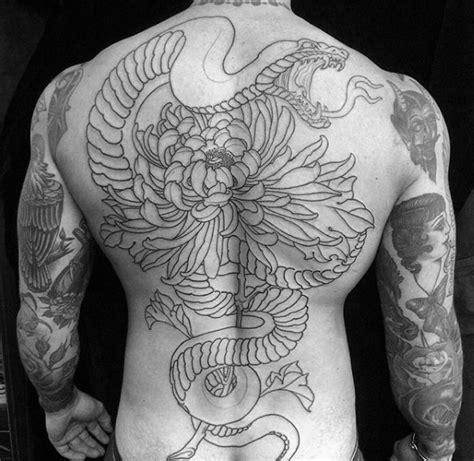 tattoo inspiration black 100 chrysanthemum tattoo designs for men flower ink ideas