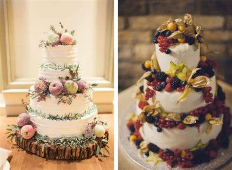 Wedding Cake Autumn by Top 10 Autumn Wedding Cakes Murrayme Cakes