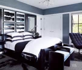 blue black and white bedroom modern blue bedroom ideas features white and blue border
