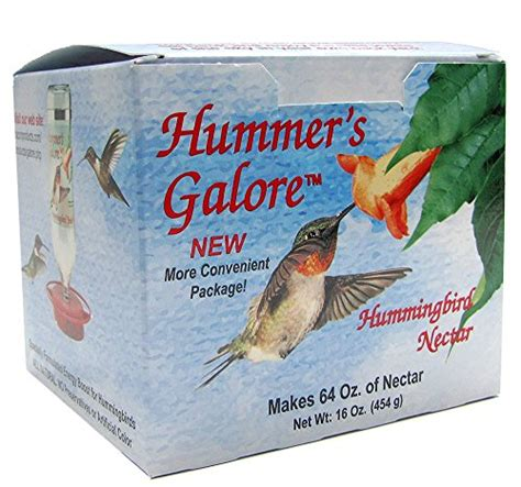 hummers galore hummingbird food all natural hummingbird