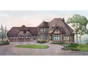 Visbeen House Plans Country House Plan With 3698 Square And 3