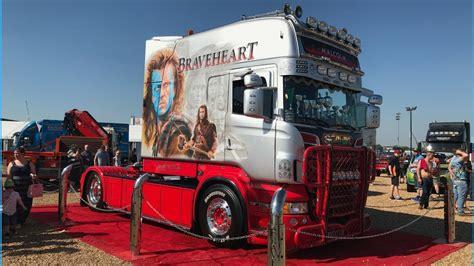 truckfest  peterborough uk great show trucks stavros youtube