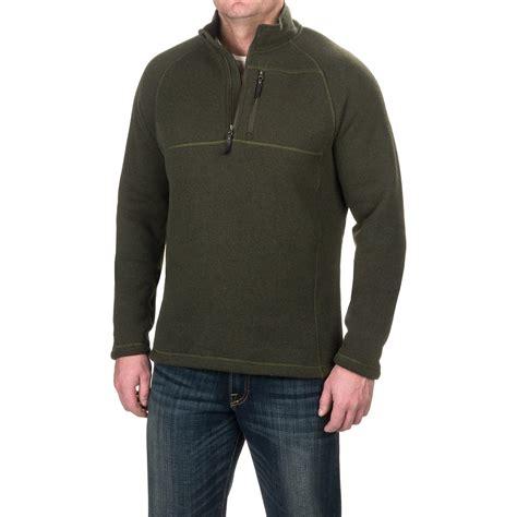 Tjmaxx Home Decor by Smartwool Echo Lake Fleece Sweater For Men