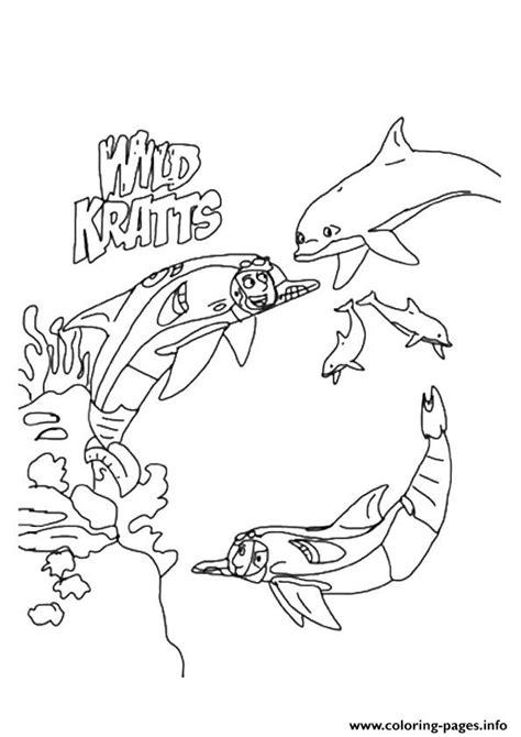 Kratts Printables