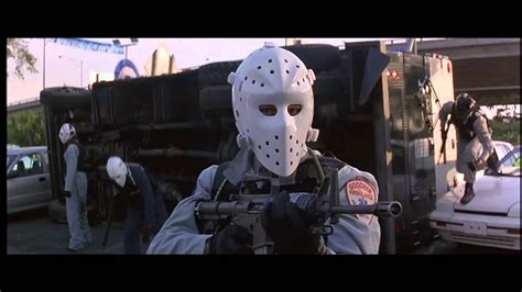 film warming up heat armored truck robbery scene hd youtube